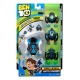 Đồng hồ ben 10 Launch from Omnitrix To Transform Figures