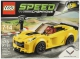 Lego Speed Champion 75870 Xe đua Chevrolet Corvette Z06